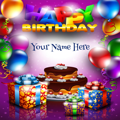 Best Happy Birthday Greetings Card For Brother – Birthday Greeting Cards with Name