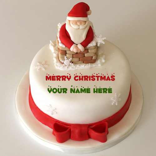 Christmas Wishes Cake Images : Write Name on Birthday Wishes Cakes Greetings and Wish ...